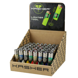 Kasher 360 Display for Clipper Lighters