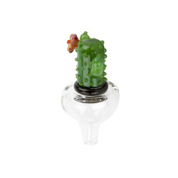 Empire Glassworks Carb Cap - Saguaro Cactus
