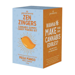 Paracanna Zen Zingers Mega Mango Kit