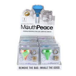 MouthPeace Filter Kit Display of 10