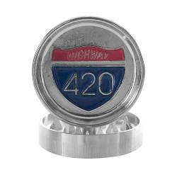 Zinc Grinder Highway 420