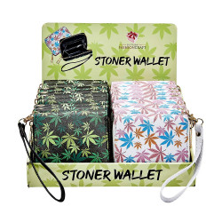 Leaf Design Wallets