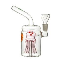 Hemper Jellyfish Jar Bubbler