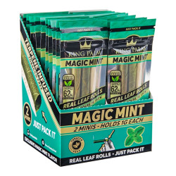 King Palm Mini Magic Mint Display