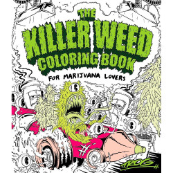 The Killer Weed Colouring Book