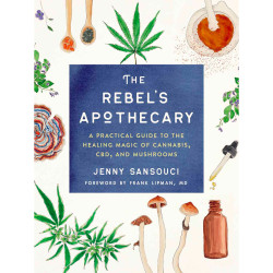 Rebel's Apothecary Book