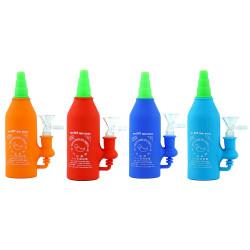 """7"""" Silicone Sriracha Rigs"""