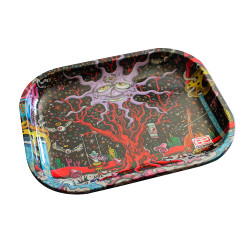 Dunkees Happy Tree Rolling Tray
