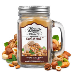 Sack of Nuts Beamer Candle