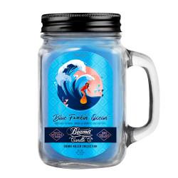 Blue F*#kin' Ocean Beamer Candle