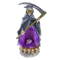 Grim Reaper Back Flow Incense Burner