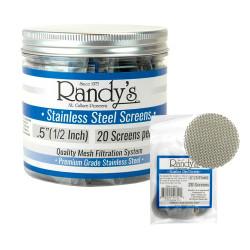 """.5"""" Randy's Screen Jar"""