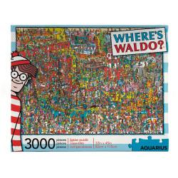 Where's Waldo Toys Puzzle
