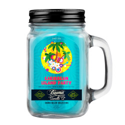 Caribbean Island Party Beamer Candle