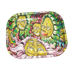 Dunkees Flower Faces Tray