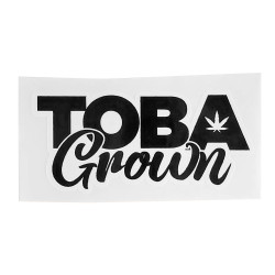 TobaGrown Stickers