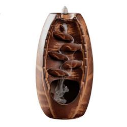 Brown Backflow Cone Burner