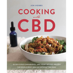 Cooking with CBD by Jen Hobbs