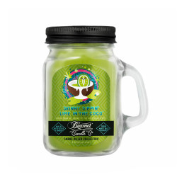 Beamer Coco Lime Candle