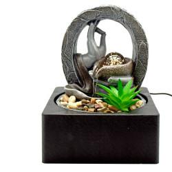 Buddha Hand & Ball Fountain