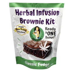 Herbal Infusion Bownie Kit