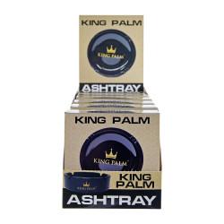 King Palm Ashtray Display