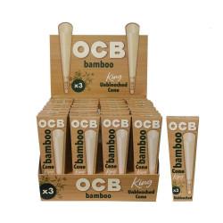 OCB King Bamboo Cones