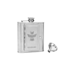 The Accomplice Revelry Flask