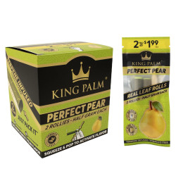 Perfect Pear King Palm Rollies