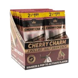 Cherry Charm King Palm Rollies