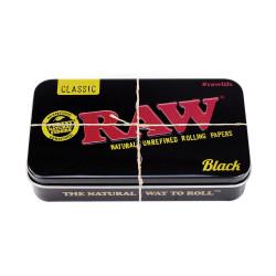 RAW Black Tin