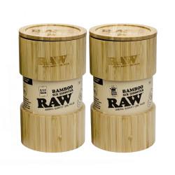 RAW Bamboo Six Shooter