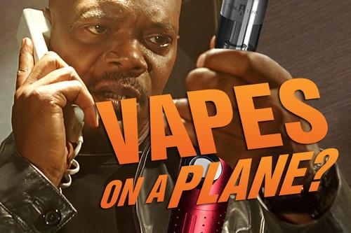 Vapes On A Plane?