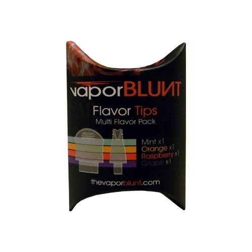 Vapor Blunt Mouthpiece Tips - Flavor Mix Pack (4 pk)