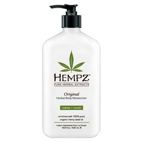 Hempz Herbal Moisturizer - Original - 17 oz.