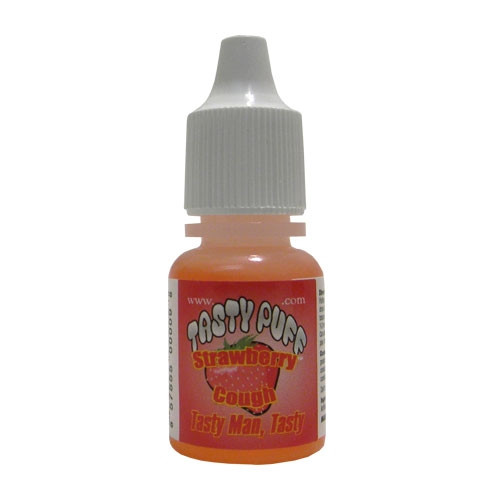 Tasty Puff Drops - Strawberry Cough
