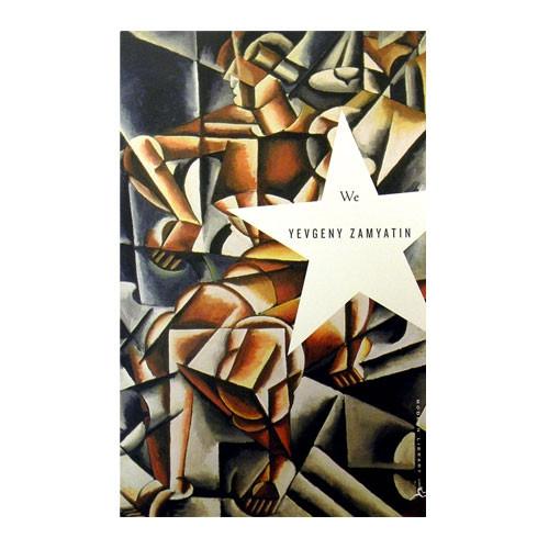 We (book) - Yevgeny Zamyatin