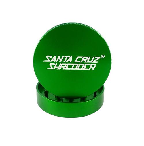 Santa Cruz Shredder Large 2-Piece Grinder 2.75 - Green