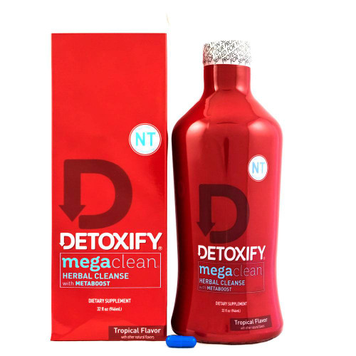 Detoxify Mega Clean No Time