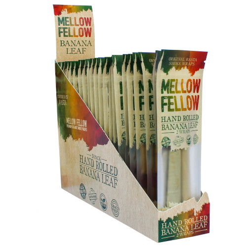Mellow Fellow Banana Leaf Wraps Display