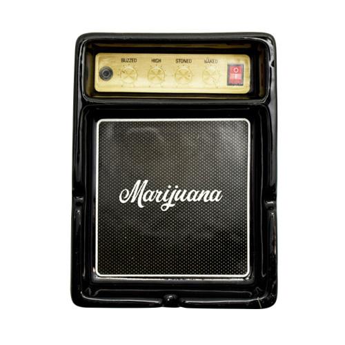 Marijuana Amp Ashtray