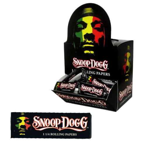 "1 1/4"" Snoop Dogg Papers"