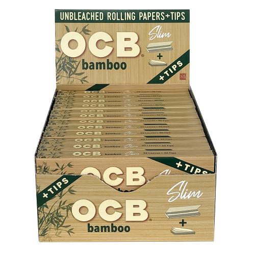 Slim OCB Bamboo Papers