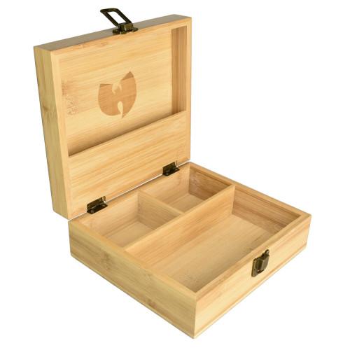 Wu Tang Bamboo Box