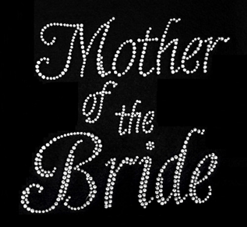 Rhinestone Mother Of The Bride