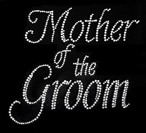 Rhinestone Mother Of The Groom