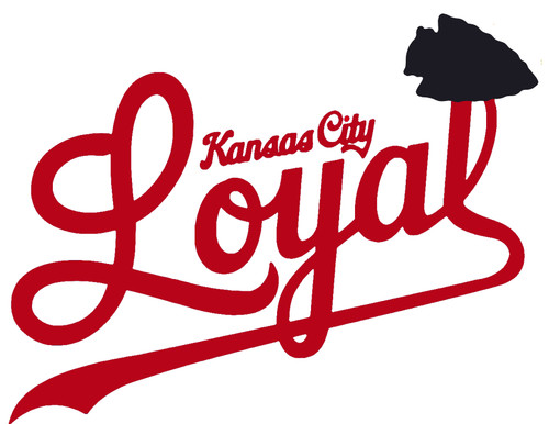 Kansas City Loyal Blue w/ Gold Crown or Red w/ Black Arrowhead
