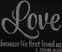 Love Because He First Loved Us1 John 4:19