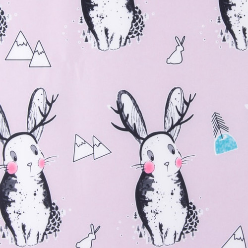 Bunny waterproof nylon, raincoat fabric, backpack fabric, waterproof