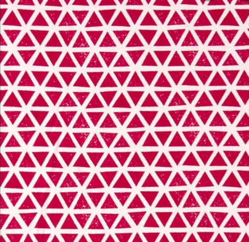 Magenta Triangles